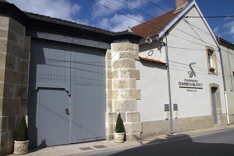 Maison de champagne Damien-Buffet Sacy premier cru