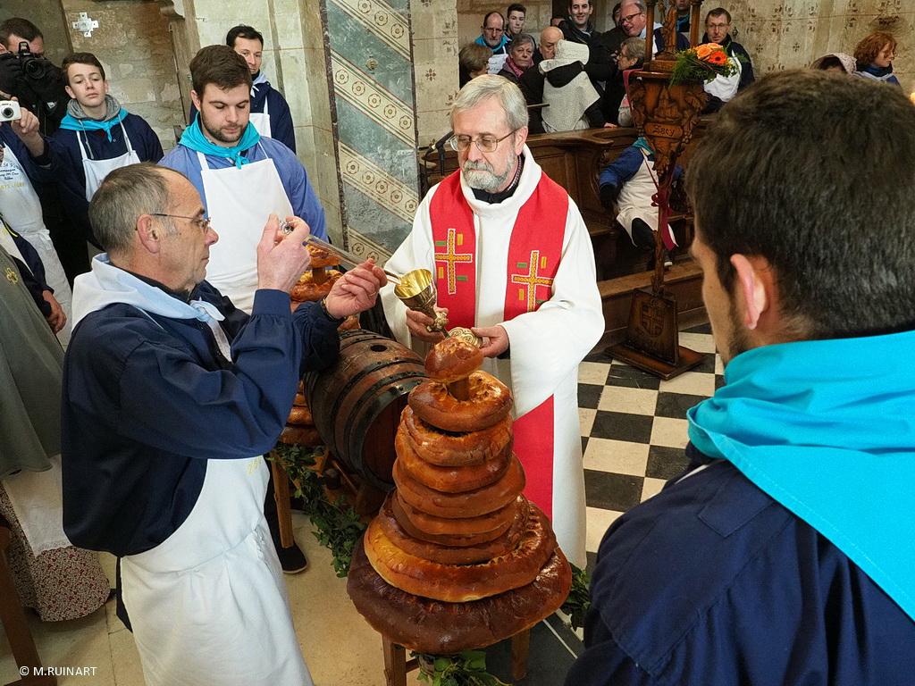 eglise de Sacy saint vincent des vignerons