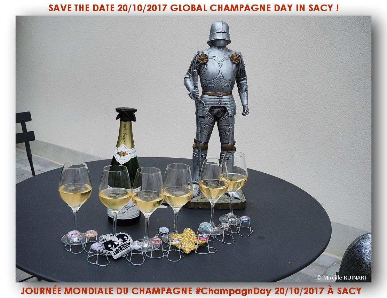 NEWS     CAPSULE DE CHAMPAGNE ROUTE DU CHAMPAGNE 2017