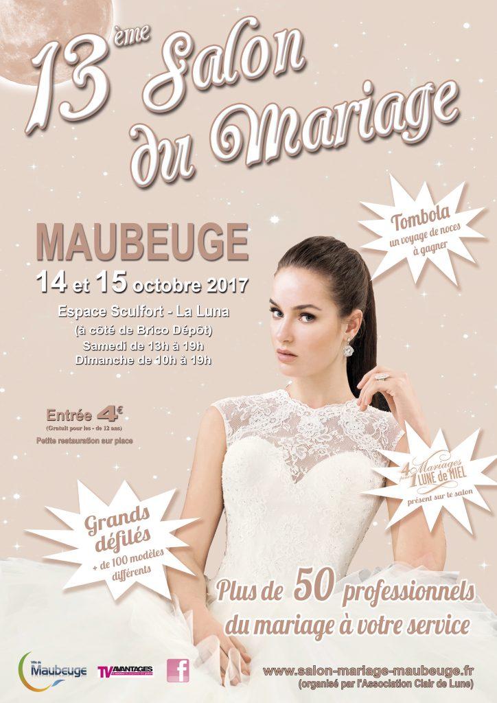 salon du mariage de maubeuge 2017 avec champagne Damien-Buffet