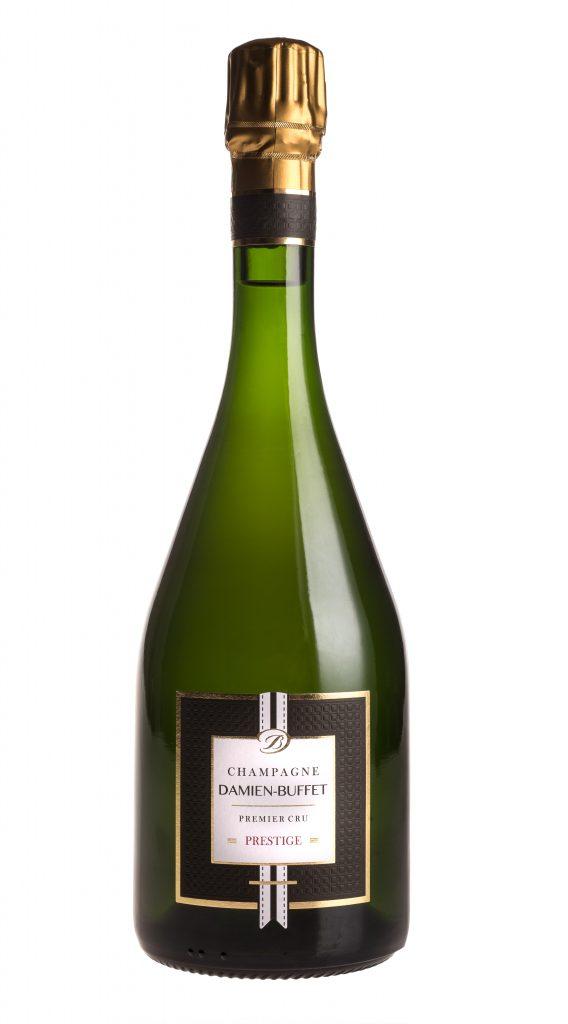 Champagne millésimé en anglais